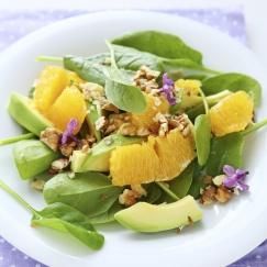 Citrus salad Cropped