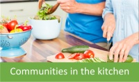 communities in the kitchen