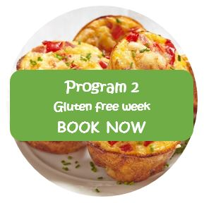 Program 2 GF week BOOK NOW