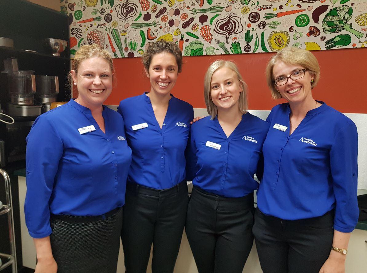 2020 Staff Photo - Kay Ellen Britt Leanne lower quality